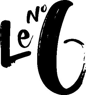 Logo restaurant le N°6